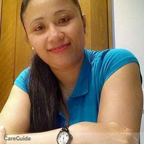 Canadian Nanny Provider Alwesita P's Profile Picture
