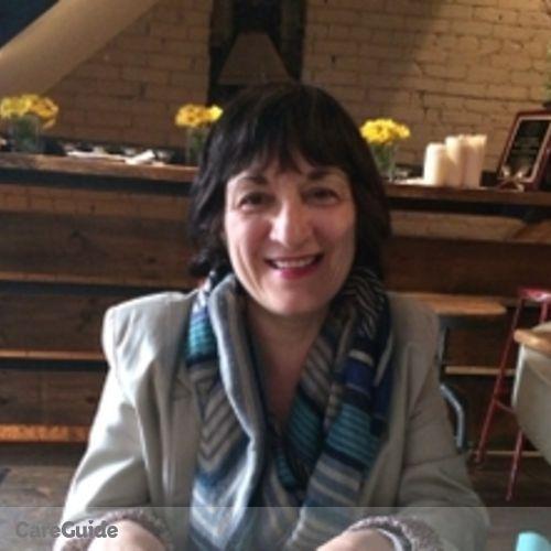 Canadian Nanny Provider Maria D's Profile Picture