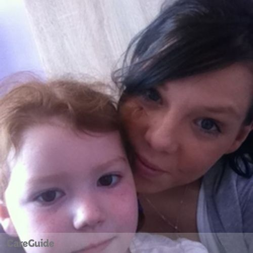 Canadian Nanny Provider Rachel Jones's Profile Picture