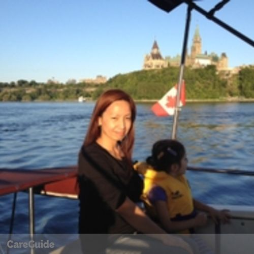 Canadian Nanny Provider Marlyn Cossip's Profile Picture