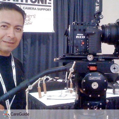 Videographer Provider Luis G P's Profile Picture