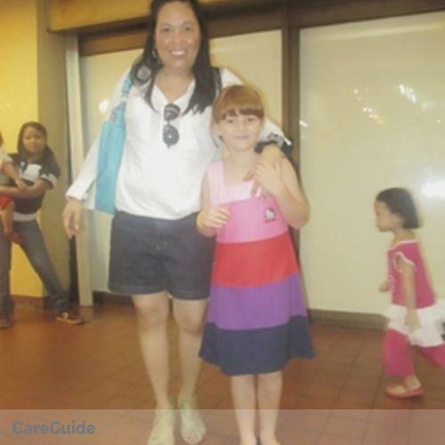 Canadian Nanny Provider Lucia Calumpang's Profile Picture