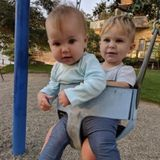 Seeking part time nanny for two adorable children, 3 and 1.