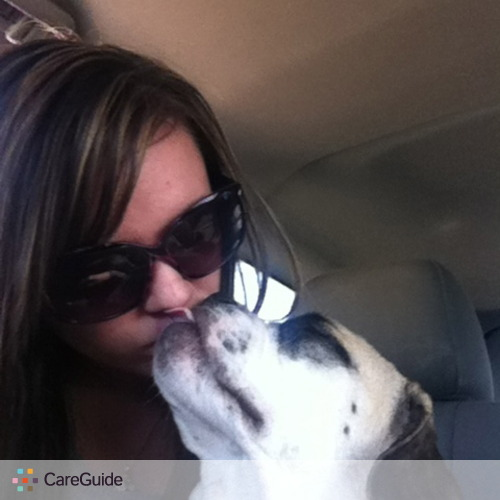 Pet Care Provider Danielle Kirchhof's Profile Picture