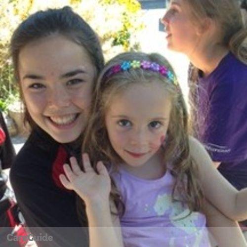 Canadian Nanny Provider Rebecca K's Profile Picture