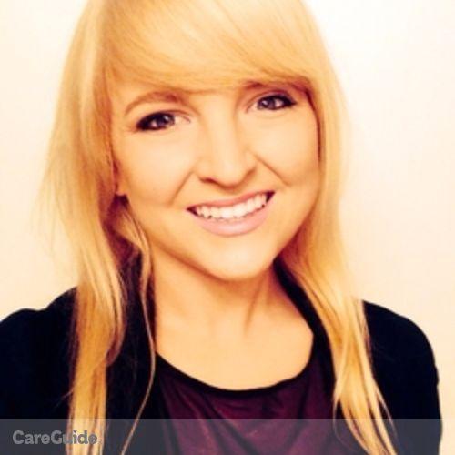 Canadian Nanny Provider Larissa Aubrey's Profile Picture