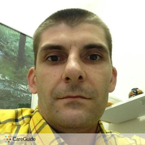 Pet Care Provider Alex N's Profile Picture