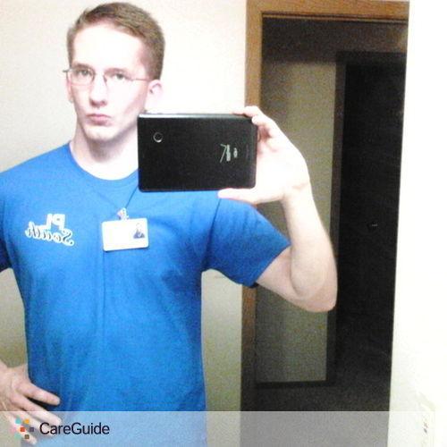 Child Care Provider Adam Ristow's Profile Picture