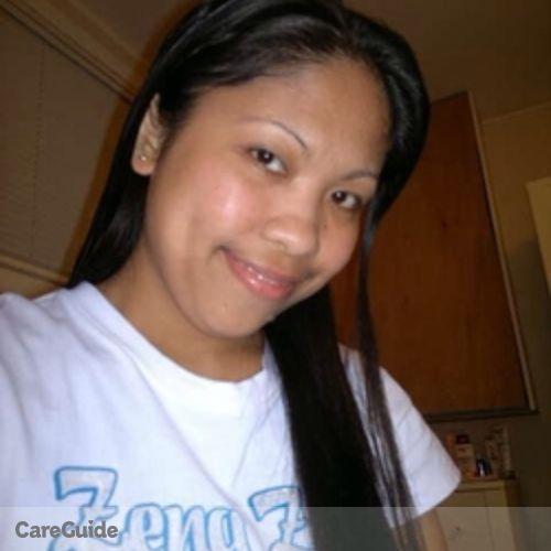 Canadian Nanny Provider Jo Ann Pelongco's Profile Picture