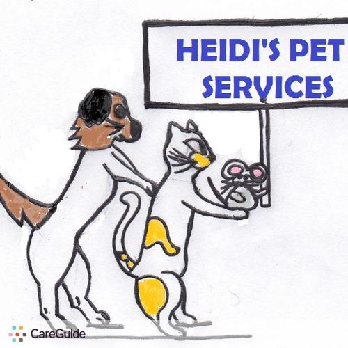 Pet Care Provider Brandilee Heidi Maxwell's Profile Picture