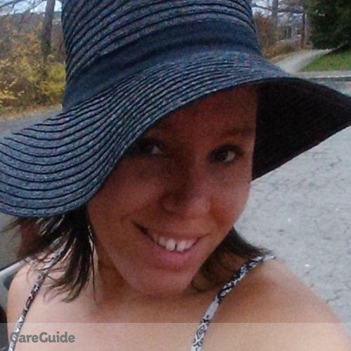 Child Care Job Chauna W's Profile Picture