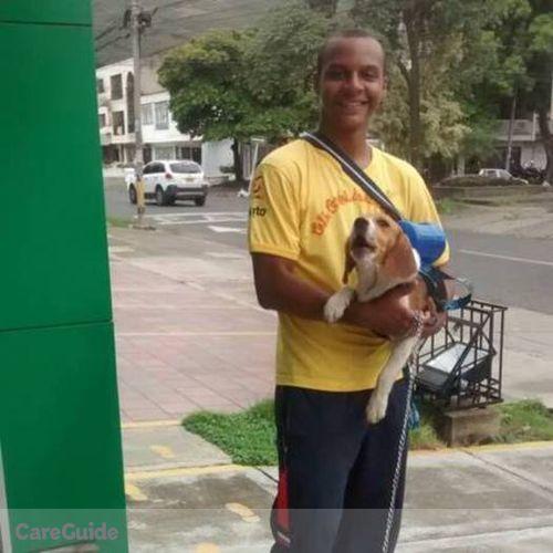 Pet Care Provider Santiago Mojica M's Profile Picture