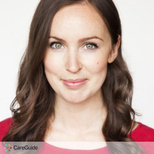 Child Care Provider Katia Kvinge's Profile Picture