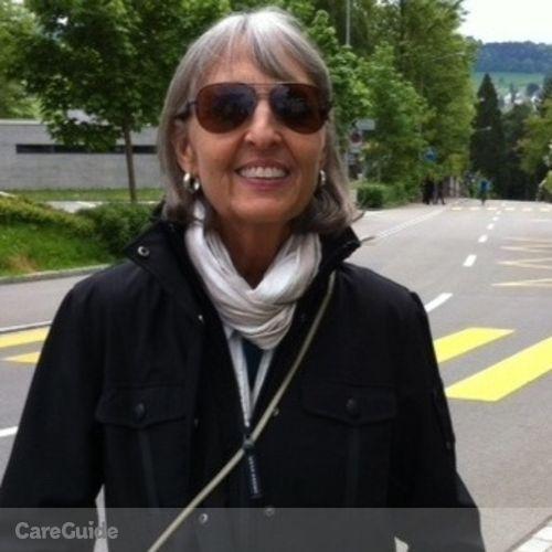 House Sitter Provider Ellen Cohen's Profile Picture