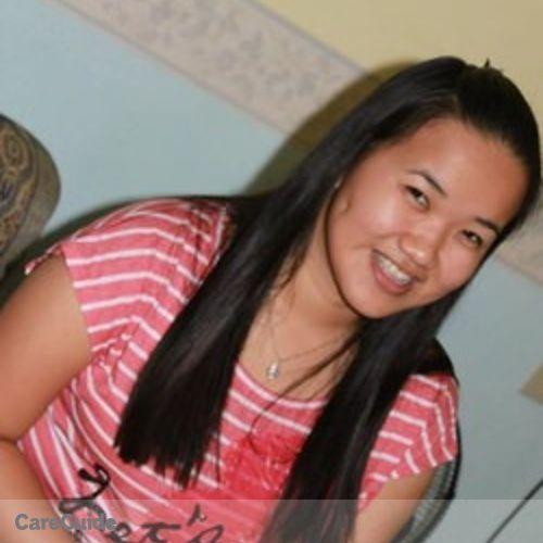 Canadian Nanny Provider Sheila Ann S's Profile Picture