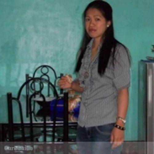 Canadian Nanny Provider Geraldine grace Pugong's Profile Picture