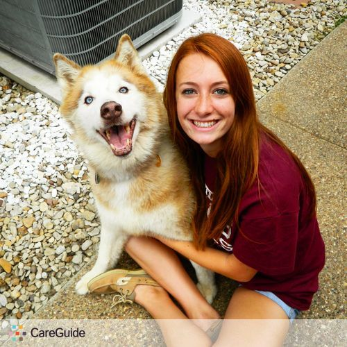 Pet Care Provider Sydney Bedford's Profile Picture