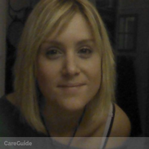 Canadian Nanny Provider Monica M's Profile Picture