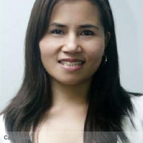 Canadian Nanny Provider Nena S's Profile Picture