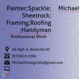 Painter in Belleville