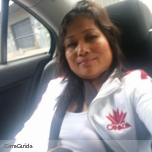 Canadian Nanny Provider Marilou Austria's Profile Picture