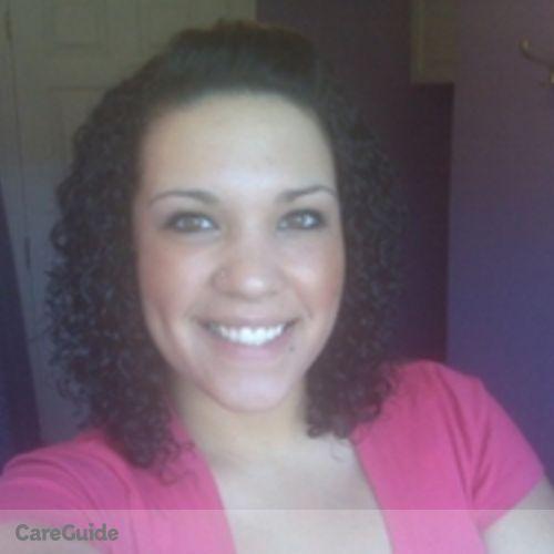 Canadian Nanny Provider Alyssa Zandbergen's Profile Picture