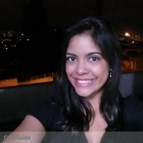 Canadian Nanny Provider Barbara Oliveira's Profile Picture