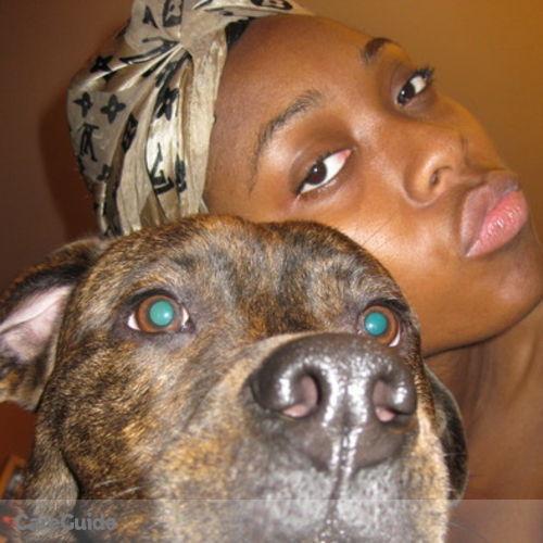 Pet Care Job Jeneba Wint's Profile Picture