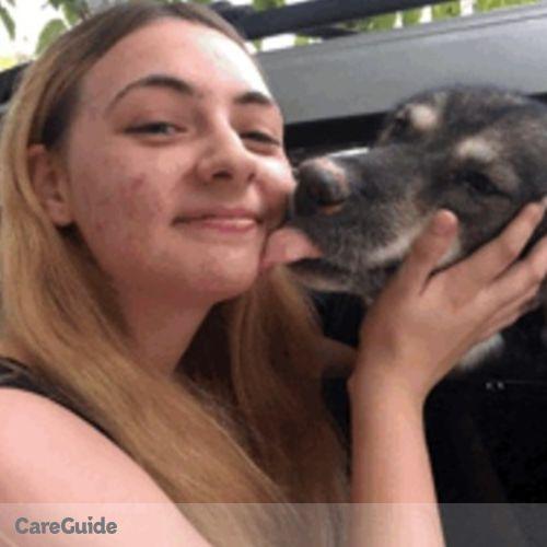 House Sitter Provider Adrianna Reinert's Profile Picture