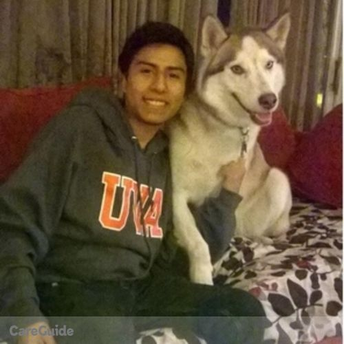 Pet Care Provider Anthony Batres's Profile Picture
