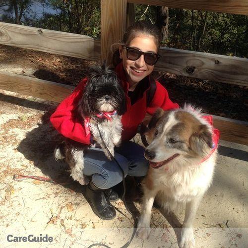 Pet Care Provider Mikaela Vera's Profile Picture