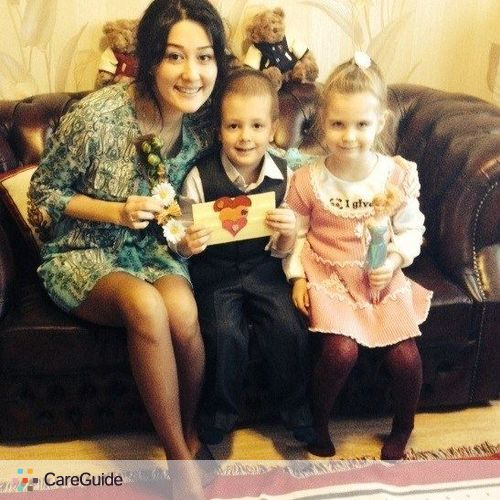Child Care Provider Michelle Zheleznaya's Profile Picture