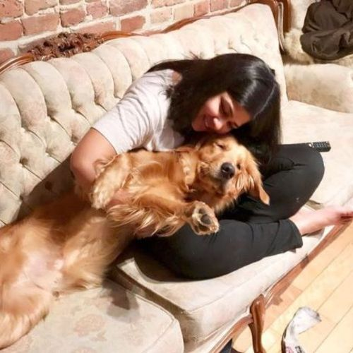 Pet Care Provider Aruhi Patel's Profile Picture