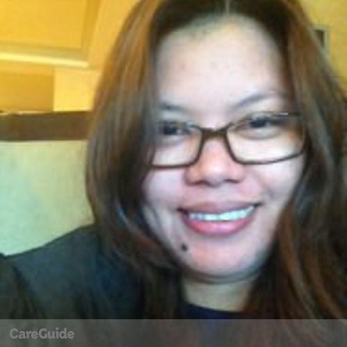Canadian Nanny Provider Vannesa Orpiada's Profile Picture