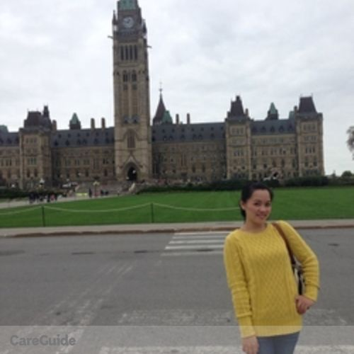 Canadian Nanny Provider Sheila Mae B's Profile Picture