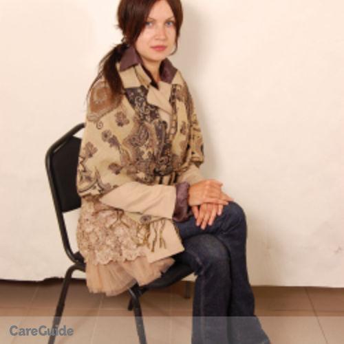 Canadian Nanny Provider Marina Zinenko's Profile Picture