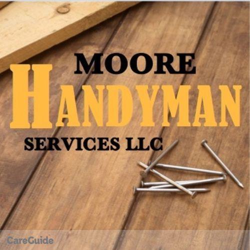 Handyman Provider Jordan Moore's Profile Picture