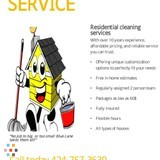 House Cleaning Company in Harbor City