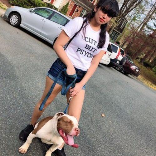 Pet Care Provider Genesis Alejandra A's Profile Picture