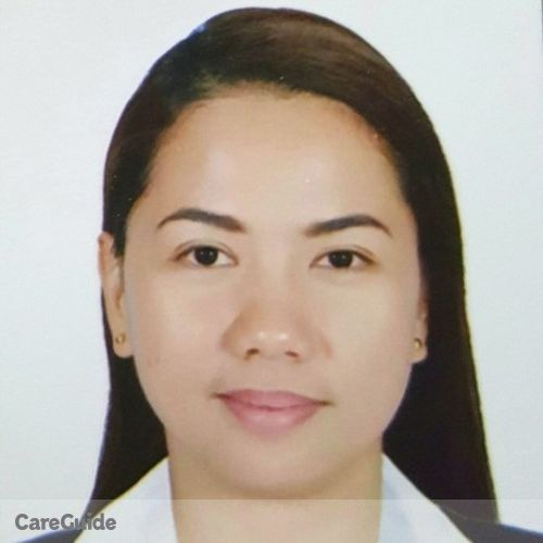 Canadian Nanny Provider Carene B's Profile Picture