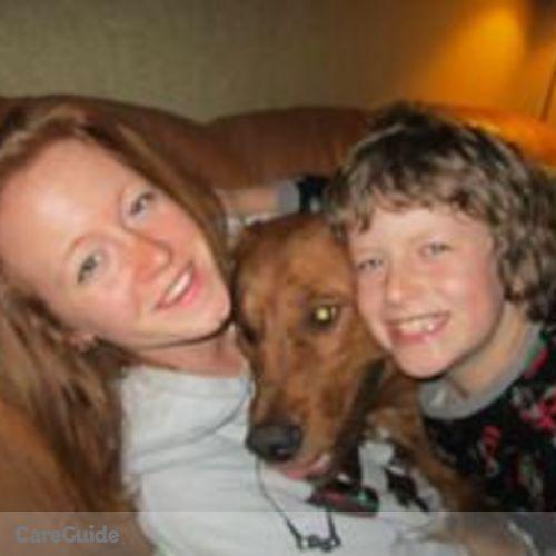 Canadian Nanny Provider Amanda Paterson's Profile Picture