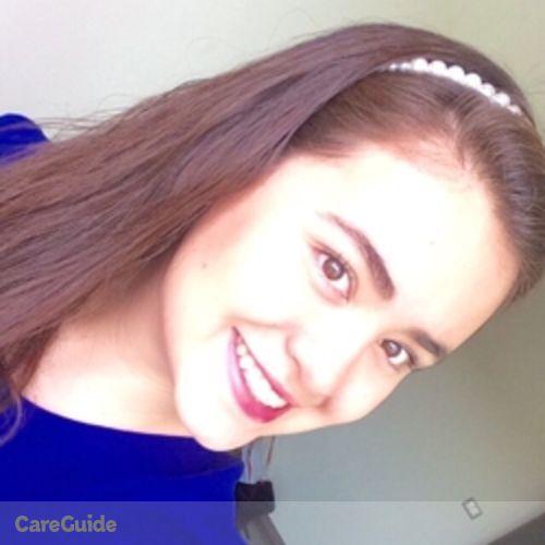 Canadian Nanny Provider Ana Saldana's Profile Picture