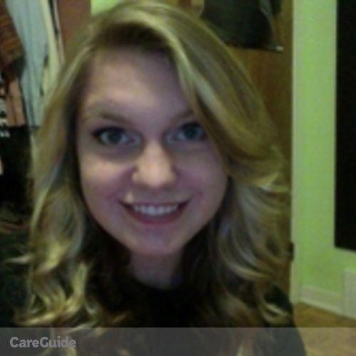 Canadian Nanny Provider Gabby R's Profile Picture