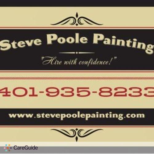 Painter Provider Steve Poole's Profile Picture