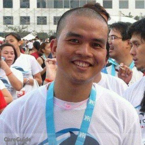 Elder Care Provider Joedarwin Baua's Profile Picture