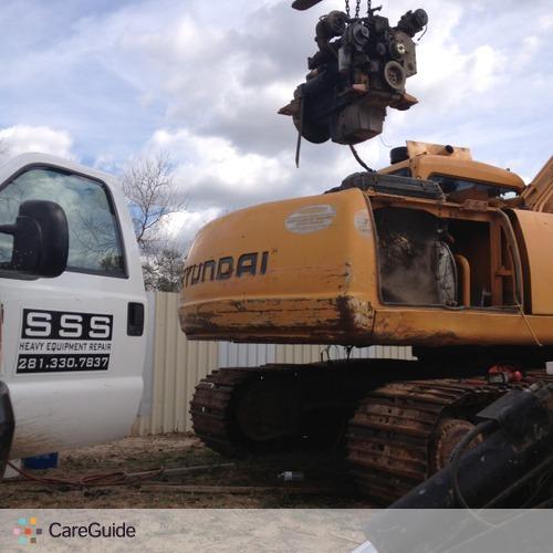 Heavy Equipment Repair - Mechanic in Houston, TX   MeetAMechanic.com