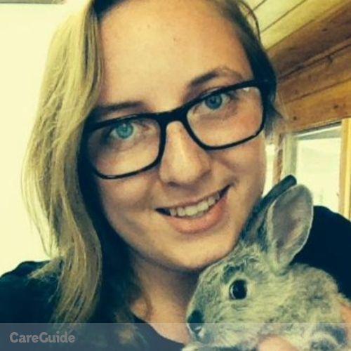 Canadian Nanny Provider Makayla Hurst's Profile Picture
