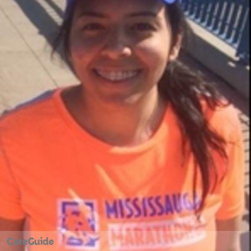 Canadian Nanny Provider Delara Irani's Profile Picture