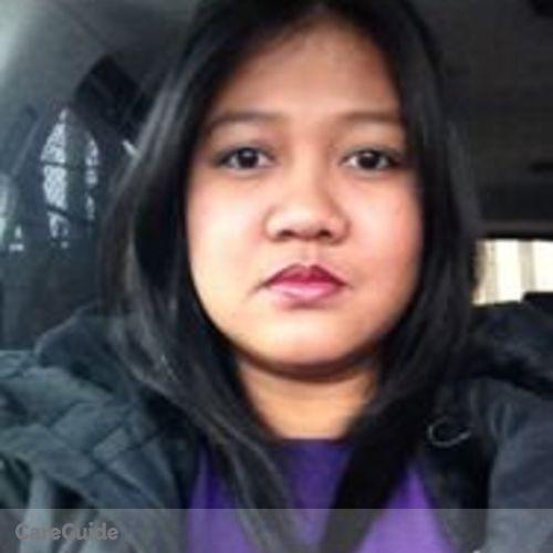 Canadian Nanny Provider Joanne De Guzman's Profile Picture