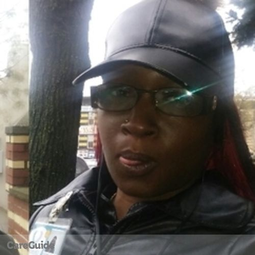 Housekeeper Provider Shadae Basnight's Profile Picture